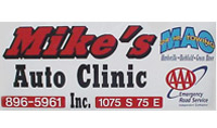 Mike's Auto Clinic Inc.